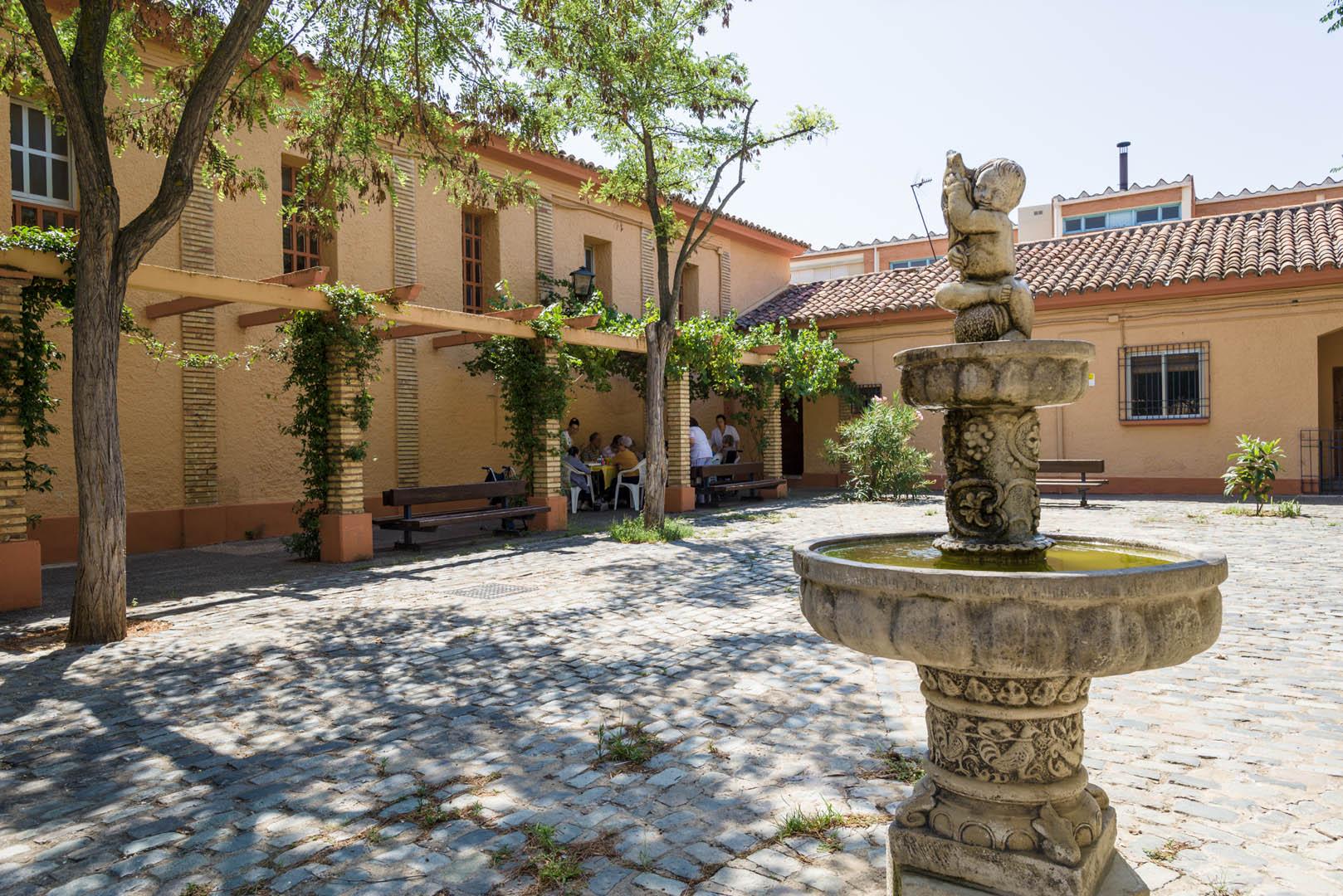 residencia geriatrico torreo zaragoza